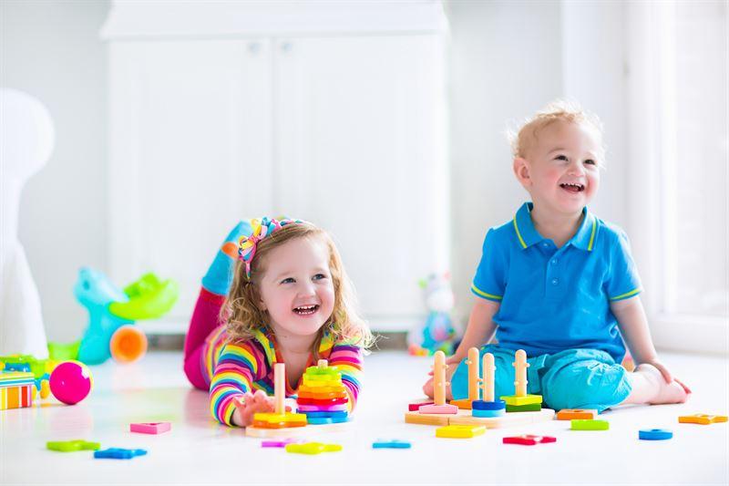 Klocki dla dzieci - jakie wybrać?