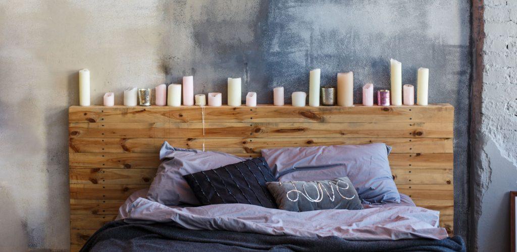 romantyczne świece